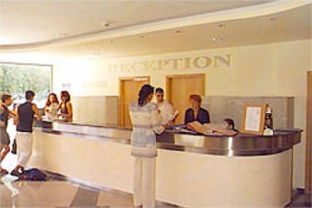 """Отель """"Роял"""" - Reception"""