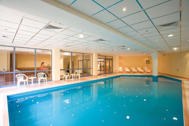"Отель ""Роял"" - Indoor pool"